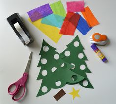 I'm super excited about sharing this craft with you guys! I don't know why, but it's probably my favorite Christmas thing we've done so far. I just love how simple and beaut… Classroom Window Display, Christmas Window Display, Christmas Window Decorations, Classroom Displays, Kids Christmas, Christmas Crafts, Window Cards, Super Excited, Tissue Paper