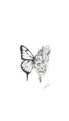 Shawn Mendes butterfly tattoo - Shawn Mendes butterfly tattoo by kayla . - Shawn Mendes butterfly tattoo – Shawn Mendes butterfly tattoo by kayla Wallpaper – # - Dainty Tattoos, Pretty Tattoos, Mini Tattoos, Beautiful Tattoos, Flower Tattoos, Body Art Tattoos, Tattoo Drawings, Small Tattoos, Tatoos