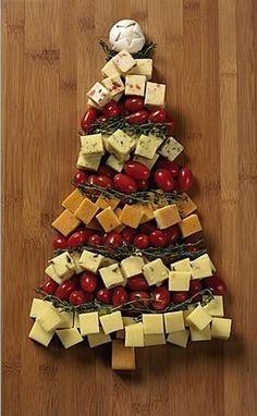 16 idées originales pour votre apéritif de Noël !                              …