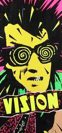 Vision Psycho Stick - VISION STREET WEAR