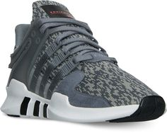factory price 81d64 26caf adidas Men s EQT Support ADV Casual Sneakers from Finish Line Men - Finish  Line Athletic Shoes - Macy s