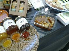 Assoprol legumi biodinamici e miele solo eccellenze umbre allo stand Assoprol Wte Assisi