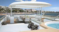 Ecstasea yacht feadship interior - Google Search