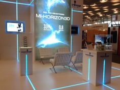 Stands by Servis -Cine Europe 2014 (Stand builder Barcelona, Spain, Europe)