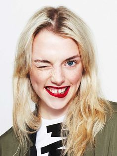 i-D Online | Show Me Your Teef   justin borbely
