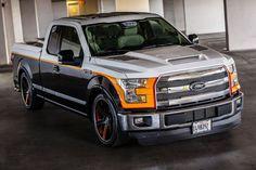 Ford auto - 2014 SEMA: The Custom Shop F-150