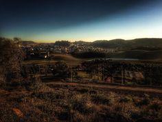 Vista de Flores e da Vinícola Luiz Argenta  #Strava #Pedal #Love #bike #beautiful #nature #natureza #colonias #sport #clicloturismo #ciclismo #mtb #floresdacunha #climb #ciclista #saude #trilhas #treino #mountainbike #photo #mountainbike #fotografia #bergamota #serragaucha #doleirorpio #sunset #paz #peace #happy #velocity