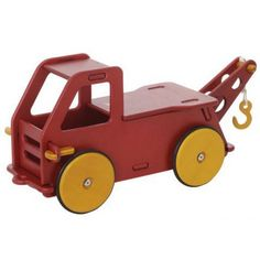 Gift Idea: Moover Baby Truck Red - Ride One Toy #baby #giftidea #babyshower