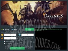 """""""Darkness Reborn cheats hack Android-iOS [Gold,Sol,Energy],"""" by Chad C Mitchell"""