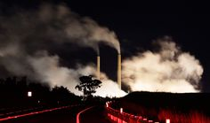 Mina de carbón cerca de Lithgow, Australia / Coal mine near Lithgow, Australia