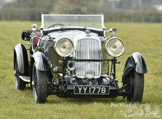 Lagonda 2 Litre low chassis Continental Tourer.  1932 for sale - PreWarCar