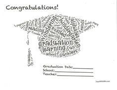 Good-bye preschool, hello kindergarten questionnaire for