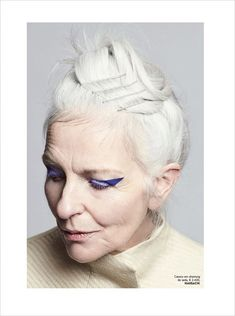 Anna von Rueden for Vogue Portugal by Frauke Fischer