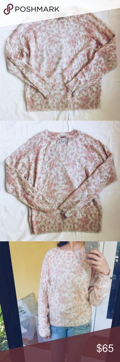 Wildfox White Label 70s Toile Floral Mini Sweater 濾 I LOVE OFFERS!!! Please make me one! 濾  This super cute Wildfox White Label 70s Toile Mini Sweater is from a very old collection, hence the different font on the materials tag, but is in great condition with no notable flaws. Features a floral vintage print. Slightly faded but that adds to the vintage feel. Materials are 45% viscose, 40% nylon and 15% angora/rabbit hair. Super soft! Size S, modeled on an XS. Could also fit a M. Priced…