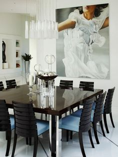 "this 16ft x 17ft 6"" dining room for 12 would feel really luxurious"