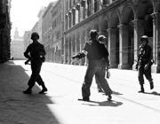 La «Liberazione» di Reep La mostra a Palazzo d'Accursio - Corriere di Bologna