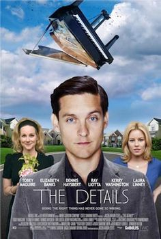 Directed by Jacob Aaron Estes.  With Tobey Maguire, Elizabeth Banks, Laura Linney, Ray Liotta. When a family of raccoons discover worms living underneath the sod in Jeff and Nealy's backyard, this pest problem begins a darkly comic and wild chain reaction of domestic tension, infidelity and murder.