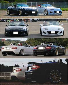 @gontyan823 #TopMiata from #Hiroshima #Japan  #rallybacker #ssrwheels TopMiata.com