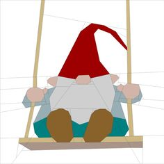 """Search Results for """"Gnome"""" – Quilt Art Design Snowman Quilt, Paper Pieced Quilt Patterns, Sampler Quilts, Foundation Paper Piecing, English Paper Piecing, Barn Quilts, Mini Quilts, Christmas Paper, Quilting Designs"""