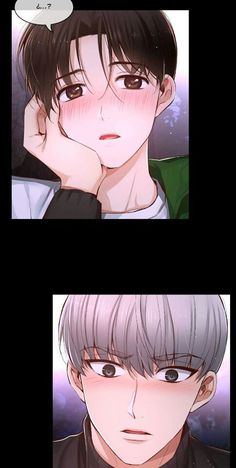 I wish I had a boyfriend like him the one staring at me 😭😱😱😍😍😍😍😍😍😍😍😍😍 Manhwa Manga, Anime Manga, Anime Guys, Otaku, I Have A Boyfriend, A Guy Like You, Shounen Ai, Fujoshi, Webtoon