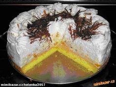 Bleskový třepací dort.