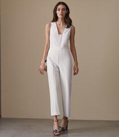 2a1dfb8f912 28 Best Bridal Jumpsuits   Pantsuits images