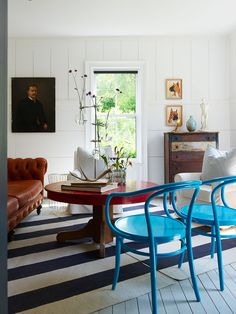 Before & After: Reimagining a Victorian - Home Tours 2014 - Lonny