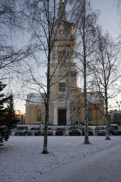 Kuva: Sanna Krook (Oulu Cathedral)