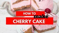 Cherry Cake Recipe #baking #cooking #food #recipes #cake #desserts #win #cookies #recipe #cakes #cupcakes