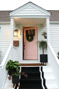 Adirondack for Patio Decor Cottage Farmhouse, Cottage Living, Cottage Style, Farmhouse Decor, Outdoor Living, Outdoor Decor, Porch Decorating, Decorating Tips, Curb Appeal