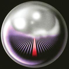 "Tame Impala ""Currents"" album artwork for Modular Recordings/Interscope."
