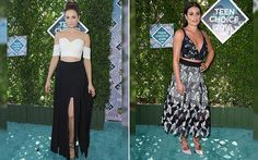 Os looks (e as tendências!) que as famosas escolheram para o Teen Choice Awards 2016 - Moda - CAPRICHO