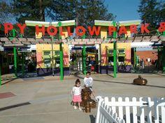 Happy Hollow Park & Zoo in San Jose, CA