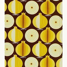 Onion illustration pattern by hoodie a designer originally from japan but now based in the US.