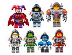 LEGO Nexo Knights Minifigures