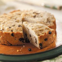 Easy Irish Soda Bread-nice idea for St. Patrick's Day