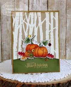 Taylored Expressions Sneak Peeks - Bountiful Blessings Handmade Cards Fall Thanksgiving #tayloredexpressions