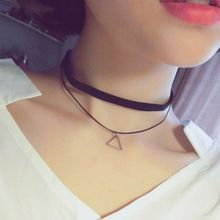 Like and Share if you want this  Fashion Faux Leather Choker Simple Black Velvet Rope Silver Triangle False Collar Necklace for women collier Bijoux     Tag a friend who would love this!     FREE Shipping Worldwide     Buy one here---> https://ourstoreali.com/products/fashion-faux-leather-choker-simple-black-velvet-rope-silver-triangle-false-collar-necklace-for-women-collier-bijoux/    #aliexpress #onlineshopping #cheapproduct  #womensfashion