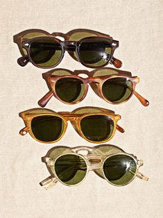 Statement piece. This spring, protect your eyes and keep up-to-date with a fabulous pair of sunglasses. An essential for any wardrobe.