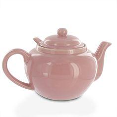 Amsterdam 2 Cup Infuser Teapot - Sierra Rose
