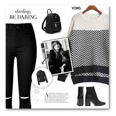 """""""Memories Which Were As If They Occurred Yesterday - Yoins XX"""" by paradiselemonade ❤ liked on Polyvore"""
