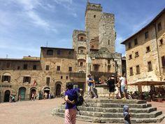 **Piazza della Cisterna (San Gimignano, Italy): Top Tips Before You Go - TripAdvisor