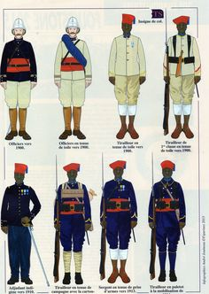 tirailleurs sénégalais France 1914 French Foreign Legion, Vietnam War Photos, Free In French, French Colonial, French Army, Mystery Of History, World War One, Modern Warfare, American Revolution