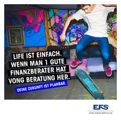 """1 nices Life vong Finanzberatung her. Deine Zukunft ist planbar. .  Repost @efsag.at . .  #ehrenmann #seikeinlauch #finanzenchecken #vong… Baseball Cards, Instagram, Business, Sports, Counseling, Future, Finance, Sport"