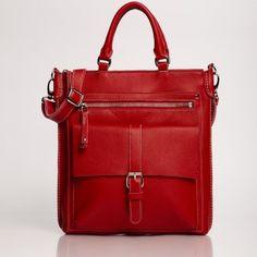 Roots - Downtown Satchel-parisian Ladies Handbags, Red Boots, Parisian, Casual Wear, Messenger Bag, Purses And Bags, Roots, Shoulder Bags, Backpack