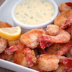 Crispy Baked Shrimp   20 Classic Family Meals   Food   Disney Family.com