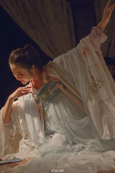 "Chinese national costume, ""Han Fu"""