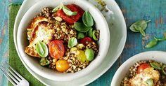 Get off to a healthy start every Monday with these meat-free dinners which the whole family will love. Vegetarian Recipes, Cooking Recipes, Healthy Recipes, Gourmet Recipes, Low Cal Dinner, 30 Minute Meals, Vegetable Sides, Perfect Food, Tostadas