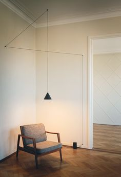 String Light Cone Pendant By Flos - http://fave.co/2pSfWXD