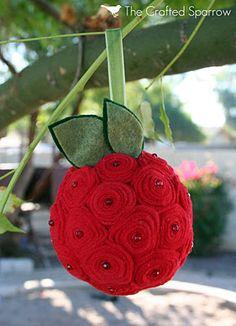 Ornament make over.